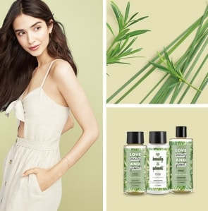 Tea tree oil & vetiver