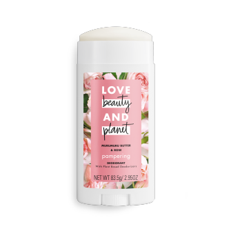 Love Beauty and Planet Muru Muru Butter & Rose 2.95oz