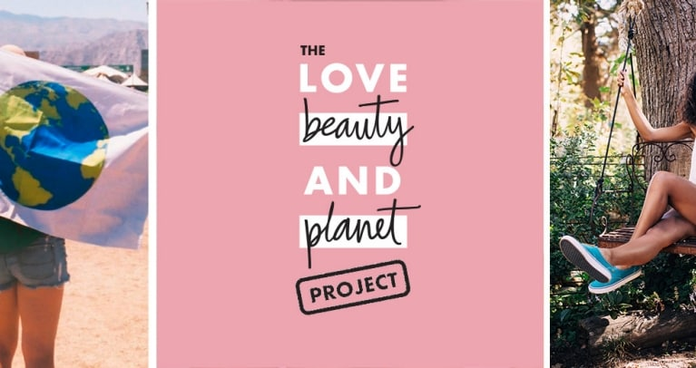 women doing small acts for the planet