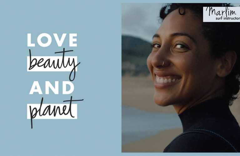 #smallactsoflove with Love Beauty and Planet