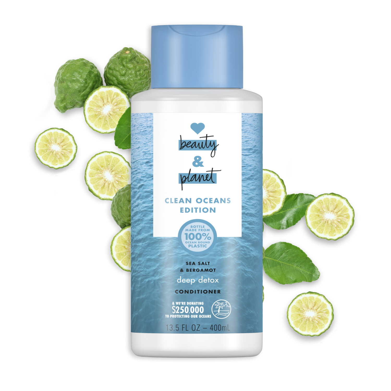 Love Beauty And Planet Sea Salt Amp Bergamot Conditioner