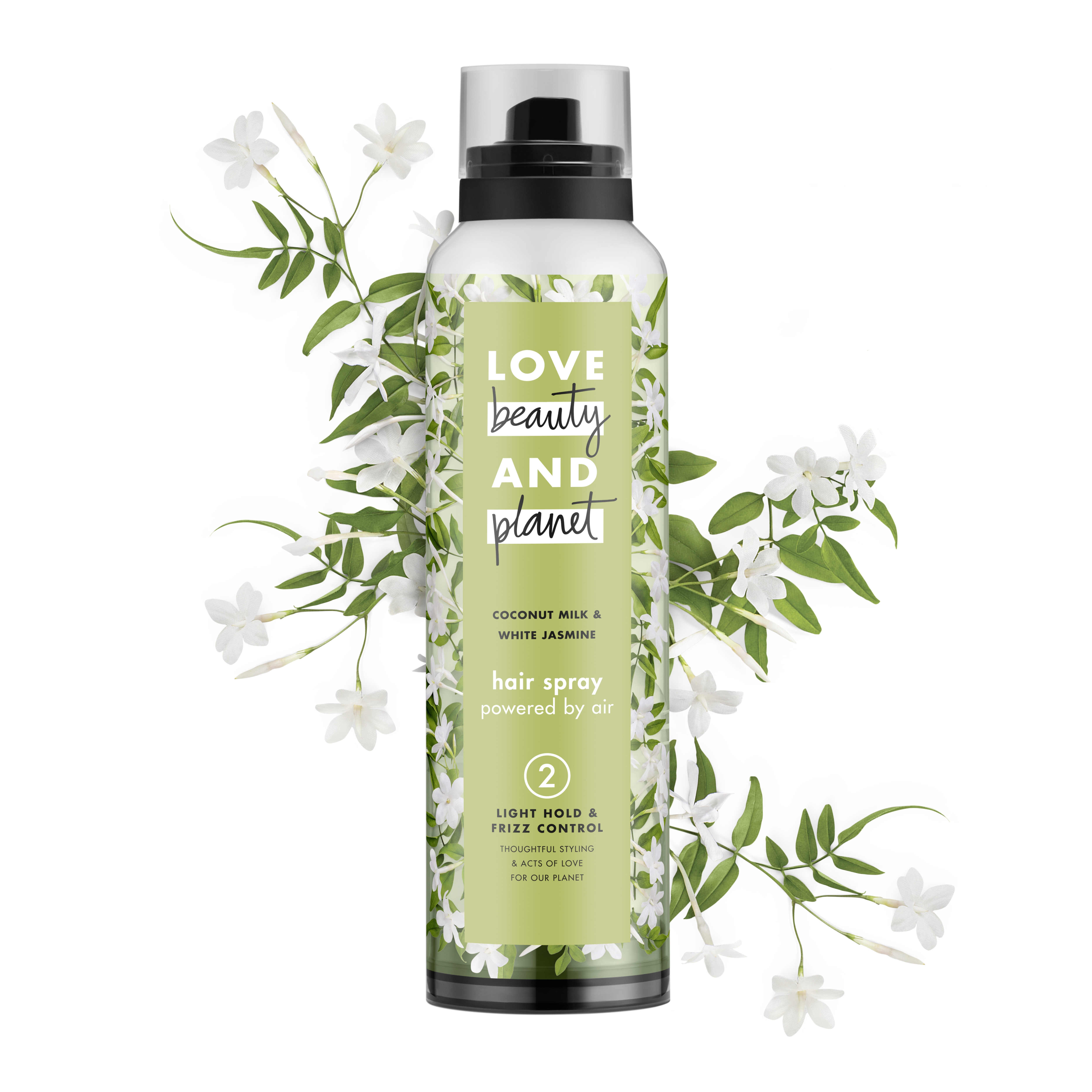 Love Beauty And Planet Light Hold Amp Frizz Control Hair